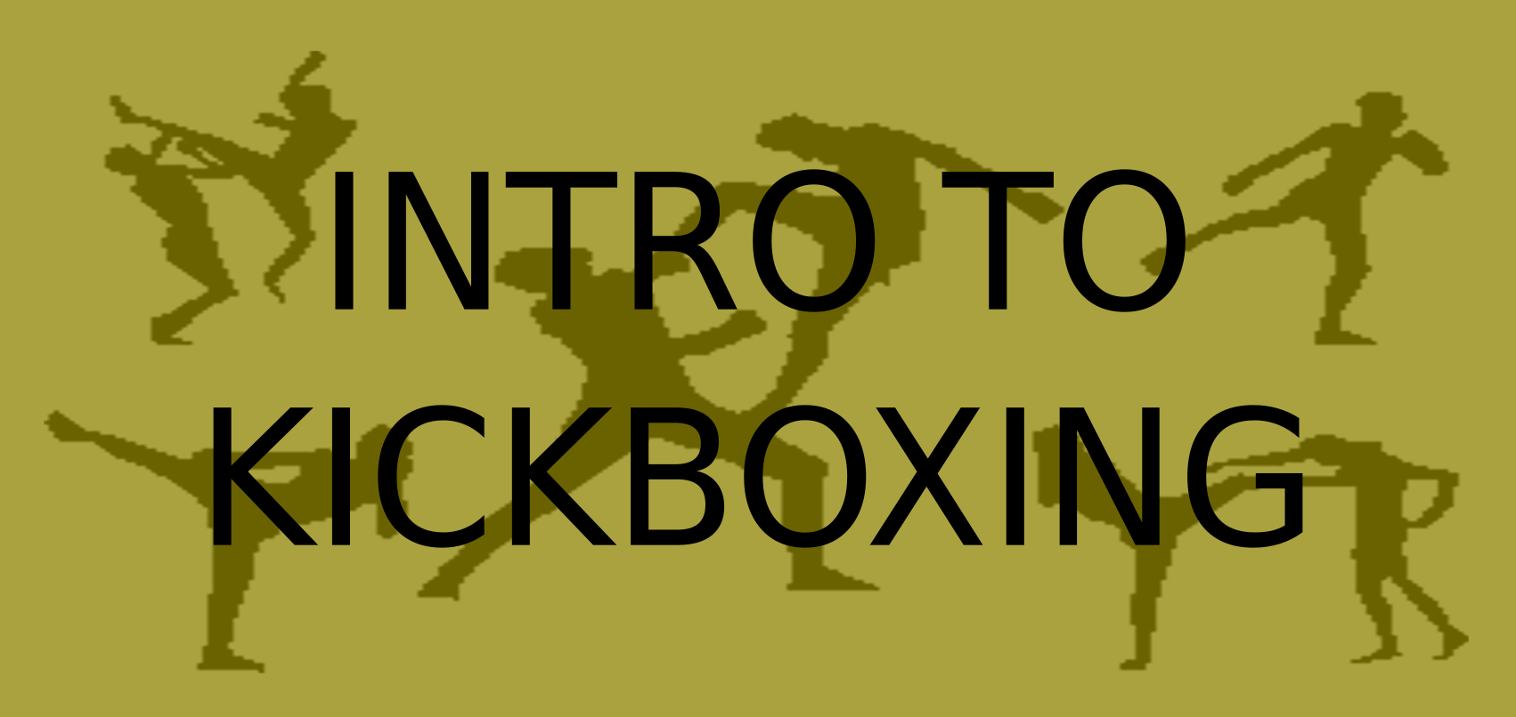 Kickboxing introductory Offer
